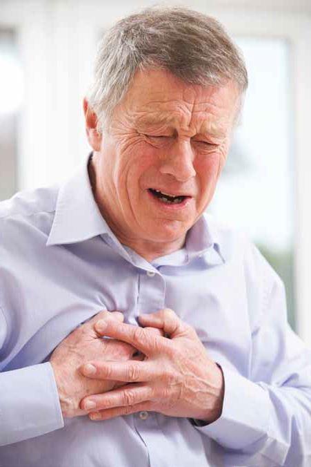 Crise cardiaque - Laboratoire Naturoscience