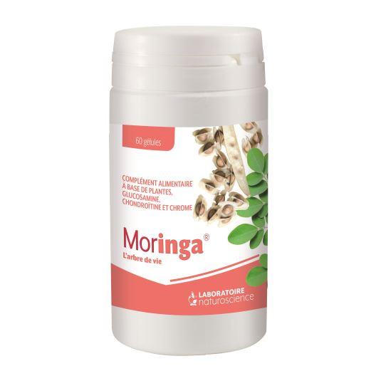 Arbre de vie complément alimentaire Moringa - Laboratoire Naturoscience