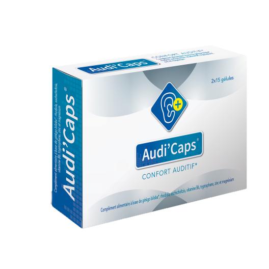 Audicaps