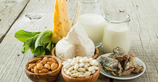 Sources de calcium