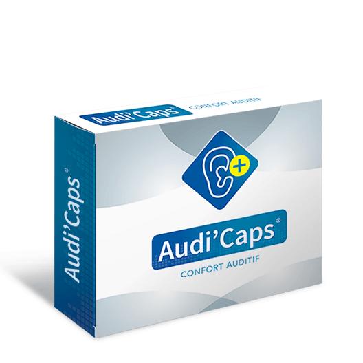 Audi'Caps - Laboratoire Naturoscience