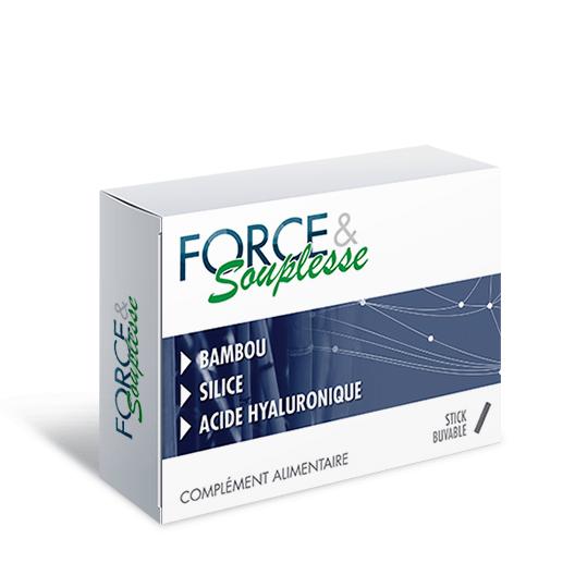 Force & Souplesse - Laboratoire Naturoscience