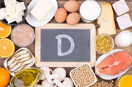 Vitamine D aliments - Naturoscience