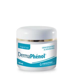 crème réparatrice DermaPhénol - Laboratoire Naturoscience