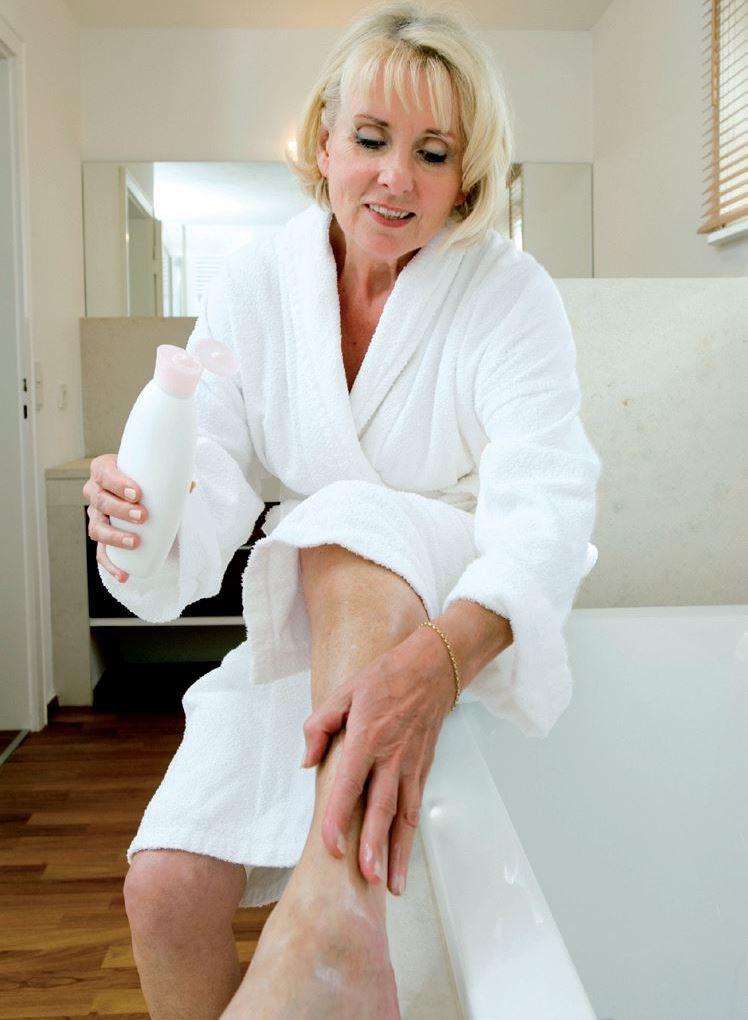 Article Femme jambes lourdes - Laboratoire Naturoscience