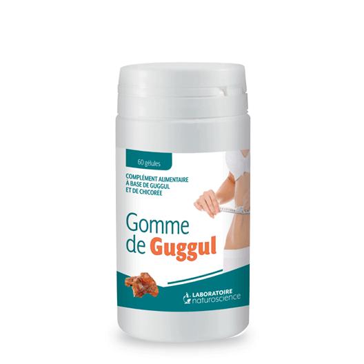 Santé complément alimentaire Gomme de Guggul - Laboratoire Naturoscience