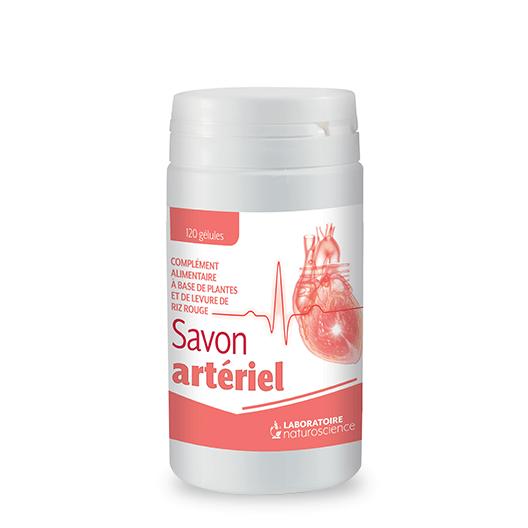 savon arteriel